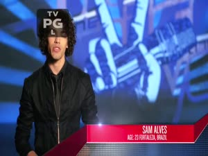 Sam Alves - Feeling Good The Voice Season 4 Full Blind Audition HD - Sam Alves - Feeling Good The Voice S